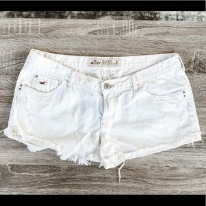 [ H O L L I S T E R ] Jean Shorts